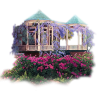 garden building - Buildings -
