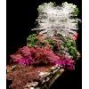 garden trees - Illustrations -