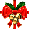 garland christmas bozic - Ilustracje -