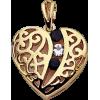 hearts - Pendants -