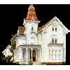old white house - Zgradbe -