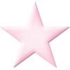 pink star - Illustrations -
