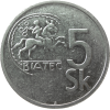 slovakian coin - Items -