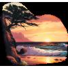 sunset - Illustrations -