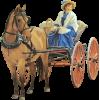 victorian woman - Illustrations -