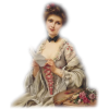 victorian woman - Menschen -