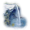 waterfall slap - 自然 -