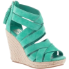 Wedges Green - Wedges -