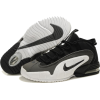 white and black nike air penny - Tenis -