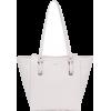 white bag - Hand bag -