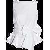 white blouse - Camicie (corte) -