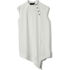 white blouse - Shirts -
