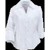 white blouse - Shirts -