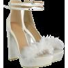 white heel - Пробковые -