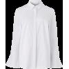 white shirt - Koszule - długie -