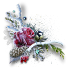 winter cluster - Items -