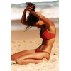 woamn summer beach photo - Uncategorized -