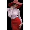 woman - Belt -