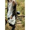 woman bicycle field photo - Uncategorized -