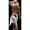 woman on beach - People -