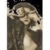 woman vintage brown photo - Uncategorized -