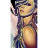women artwork - Ilustracije -