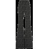 wool pants - Capri & Cropped -