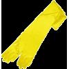 yelloe gloves - Manopole -