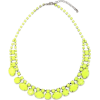 Yellow Necklace - Necklaces -