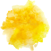 yellow watercolor paint - Items -