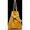 yellow bag - Torebki -