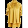 yellow blouse - Shirts -