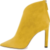 yellow boots - Botas -