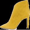 yellow boots - Škornji -
