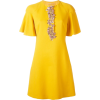 yellow dress4 - Dresses -