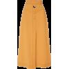 yellow skirt - Skirts -