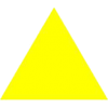 yellow triangle - Items -