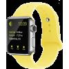 yellow wrist watch - ウォッチ -