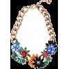 zara cvjetna ogrlica - Ogrlice -