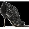 zara-black-sandals - Sandals -
