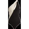 zeus + dione calyso oneshoulder swimsuit - Kopalke -