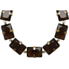 zimmermann CRYSTAL STATEMENT NECKLACE - Necklaces - $530.00  ~ £402.81