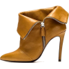 zipper boots - Škornji -