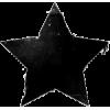Zvijezda Illustrations Black - Illustrazioni -