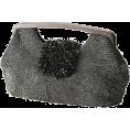 GALLARDAGALANTE(ガリャルダガラ) - ガリャルダガランテフラップストーンビーズBAG - Clutch bags - ¥17,640  ~ $179.46
