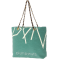 Plumpynuts(プランピーナッツ) - プランピーナッツ横長合皮チェーンバッグ - Bag - ¥3,780  ~ $38.46