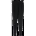 TOMORROWLAND (トゥモローランド) - バックサテンジョ-ゼット タックパンツ - Pants - ¥16,000  ~ $162.78