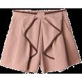 Kai Lani(カイラニ) - カイラニリボンドレープショートパンツ - Shorts - ¥5,292  ~ $53.84