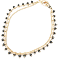 BEAMS(ビームス) - ビーズ2連ブレス - Bracelets - ¥1,400  ~ $14.24