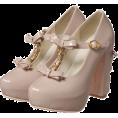 LIZ LISA(リズリサ) - 【JugeETTA】Tストラップリボンパンプス - 鞋 - ¥10,290  ~ ¥640.63